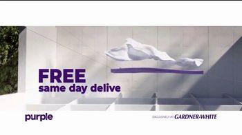 Gardner-White TV Spot, 'Exclusively Purple: $10 a Month' - Thumbnail 7