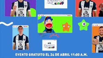 Rayados TV Spot, 'Día Rayado Kids' con Rogelio Funes Mori, Vincent Janssen [Spanish] - Thumbnail 7