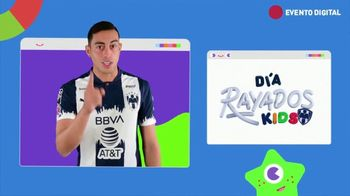 Rayados TV Spot, 'Día Rayado Kids' con Rogelio Funes Mori, Vincent Janssen [Spanish] - Thumbnail 1