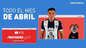 Rayados TV Spot, 'Día Rayado Kids' con Rogelio Funes Mori, Vincent Janssen [Spanish] - Thumbnail 2