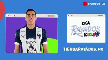 Rayados TV Spot, 'Día Rayado Kids' con Rogelio Funes Mori, Vincent Janssen [Spanish] - Thumbnail 5
