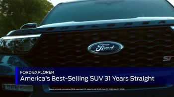 Ford Built for Spring Sales Event TV Spot, 'Your Time to Buy: SUV' [T2] - Thumbnail 6