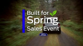 Ford Built for Spring Sales Event TV Spot, 'Your Time to Buy: SUV' [T2] - Thumbnail 8