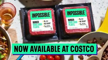 Impossible Foods TV Spot, 'Now Available at Costco' - Thumbnail 2