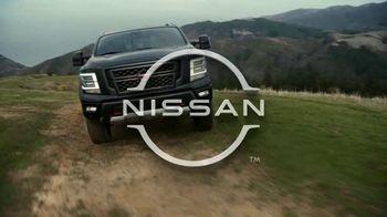 2021 Nissan Titan TV Spot, 'Tech for Doing' [T2] - Thumbnail 1