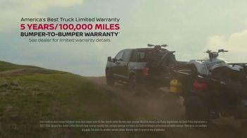 2021 Nissan Titan TV Spot, 'Tech for Doing' [T2] - Thumbnail 6
