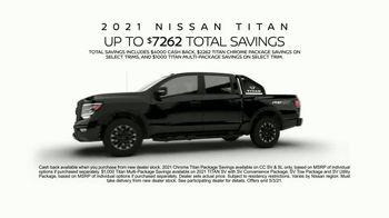 2021 Nissan Titan TV Spot, 'Tech for Doing' [T2] - Thumbnail 9