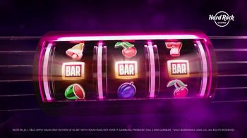 Hard Rock Hotels & Casinos TV Spot, 'Take the Stage: Jump for Joy'