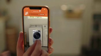 The Home Depot Spring Savings Event TV Spot, 'Samsung Laundry Pair' - Thumbnail 3