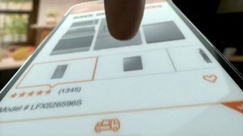 The Home Depot Spring Savings Event TV Spot, 'Samsung Laundry Pair' - Thumbnail 6