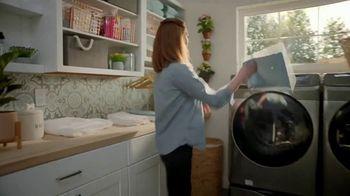 The Home Depot Spring Savings Event TV Spot, 'Samsung Laundry Pair' - Thumbnail 8