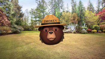 Smokey Bear Campaign TV Spot, 'Al Roker Helps Smokey Bear' - Thumbnail 2