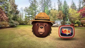 Smokey Bear Campaign TV Spot, 'Al Roker Helps Smokey Bear' - Thumbnail 5