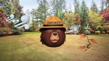 Smokey Bear Campaign TV Spot, 'Al Roker Helps Smokey Bear' - Thumbnail 6