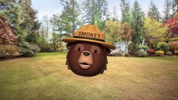 Smokey Bear Campaign TV Spot, 'Al Roker Helps Smokey Bear' - Thumbnail 8