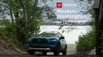 2021 Toyota RAV4 TV Spot, 'Western Washington Road Trip: Chelsea Farms' Ft. Ethan Erickson [T2] - Thumbnail 4