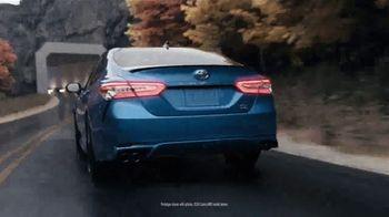 Toyota Camry TV Spot, 'Dear Road Rivals: All-Wheel Drive' [T1] - Thumbnail 3