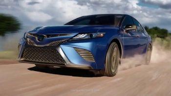 Toyota Camry TV Spot, 'Dear Road Rivals: All-Wheel Drive' [T1] - Thumbnail 4