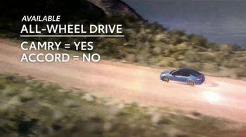 Toyota Camry TV Spot, 'Dear Road Rivals: All-Wheel Drive' [T1] - Thumbnail 5