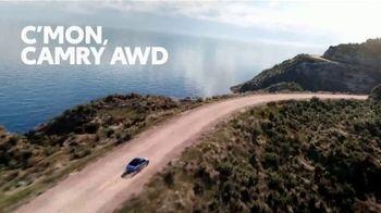 Toyota Camry TV Spot, 'Dear Road Rivals: All-Wheel Drive' [T1] - Thumbnail 9