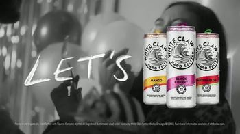 White Claw Hard Seltzer TV Spot, 'House Party' Song by Black Honey