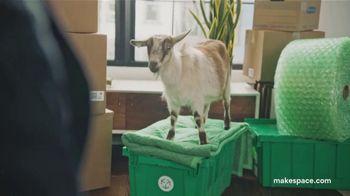 MakeSpace TV Spot, 'We Won't Store Your Farm Animals'