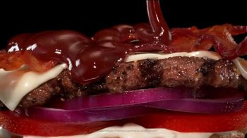 Carl's Jr. Steakhouse Angus Thickburger TV Spot, 'Hunger' - Thumbnail 4