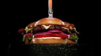 Carl's Jr. Steakhouse Angus Thickburger TV Spot, 'Hunger' - Thumbnail 8