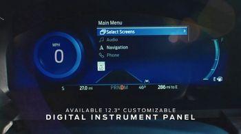 2021 Ford Explorer TV Spot, 'SUV of the Future: Explorer: City' [T2] - Thumbnail 4