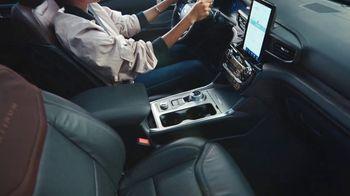 2021 Ford Explorer TV Spot, 'SUV of the Future: Explorer: City' [T2] - Thumbnail 6