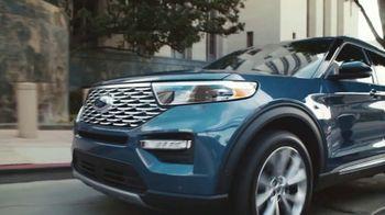 2021 Ford Explorer TV Spot, 'SUV of the Future: Explorer: City' [T2] - Thumbnail 7