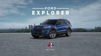 2021 Ford Explorer TV Spot, 'SUV of the Future: Explorer: City' [T2] - Thumbnail 8