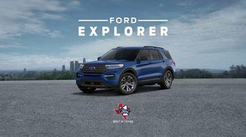 2021 Ford Explorer TV Spot, 'SUV of the Future: Explorer: City' [T2] - Thumbnail 9