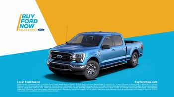 Buy Ford Now Sales Event TV Spot, 'Top Reasons: Trucks' [T2] - Thumbnail 5