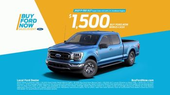 Buy Ford Now Sales Event TV Spot, 'Top Reasons: Trucks' [T2] - Thumbnail 6