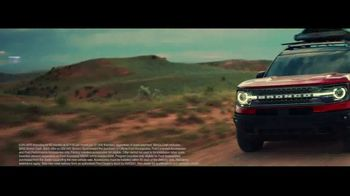 2021 Ford Bronco Sport TV Spot, 'The Future Comes Standard' [T2] - Thumbnail 7