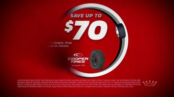 Tire Kingdom TV Spot, 'Spontaneity: $100 Mastercard Prepaid, $70 Visa Reward' - Thumbnail 9