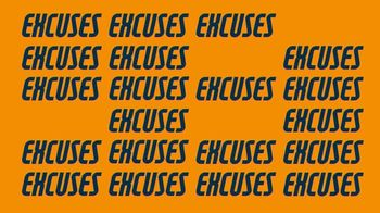 Carl's Golfland TV Spot, 'Excuses: Between Clubs' - Thumbnail 4