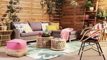 Wayfair TV Spot, 'HGTV: Ultimate Backyard Oasis'