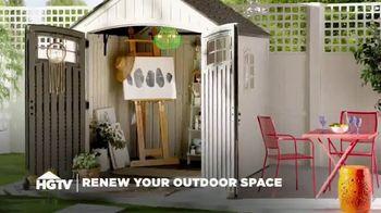 Wayfair TV Spot, 'HGTV: Ultimate Backyard Oasis' - Thumbnail 1