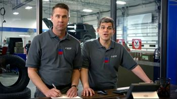 National Tire & Battery (NTB) TV Spot, 'Two Advisors: $125 Prepaid Card Plus Save Up to $70'