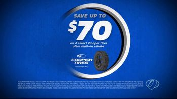 National Tire & Battery (NTB) TV Spot, 'Two Advisors: $125 Prepaid Card Plus Save Up to $70' - Thumbnail 7