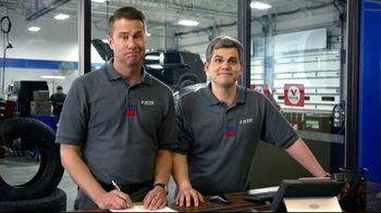National Tire & Battery (NTB) TV Spot, 'Two Advisors: $125 Prepaid Card Plus Save Up to $70' - Thumbnail 3
