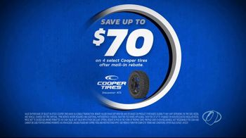 National Tire & Battery (NTB) TV Spot, 'Two Advisors: $125 Prepaid Card Plus Save Up to $70' - Thumbnail 6