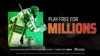 DraftKings TV Spot, 'When The Puck Drops'