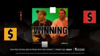DraftKings Daily Fantasy Sports TV Spot, 'When The Puck Drops' - Thumbnail 2