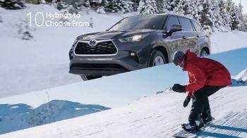 Toyota TV Spot, 'Earth Day: Hybrids ' [T2] - Thumbnail 2