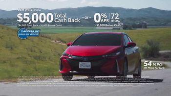Toyota TV Spot, 'Earth Day: Hybrids ' [T2] - Thumbnail 4