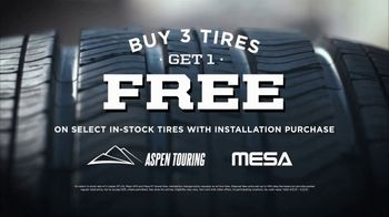Big O Tires TV Spot, 'Buy Three, Get One Free: Pay Nothing Today' - Thumbnail 6
