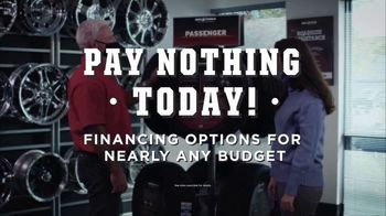 Big O Tires TV Spot, 'Buy Three, Get One Free: Pay Nothing Today' - Thumbnail 7